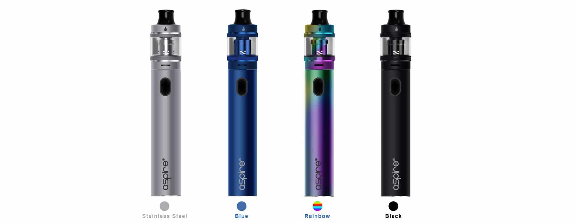 Aspire Tigon Kit - color options