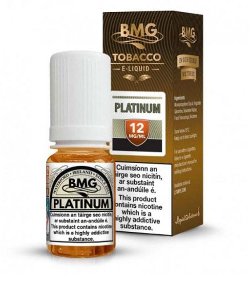 Platinum - 10ml eLiquid by BMG