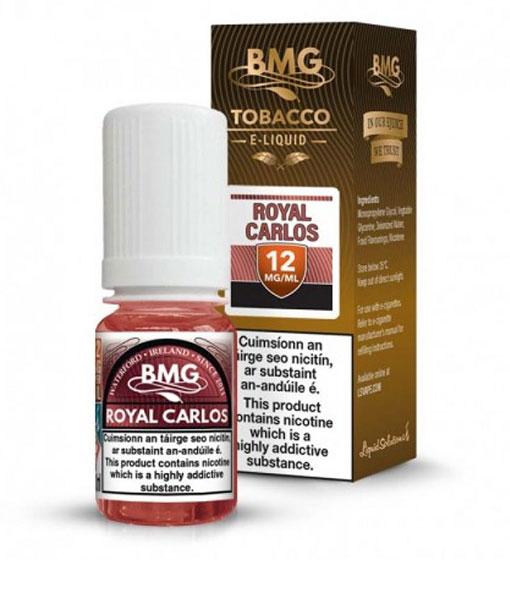 Royal Carlos - 10ml eLiquid by BMG
