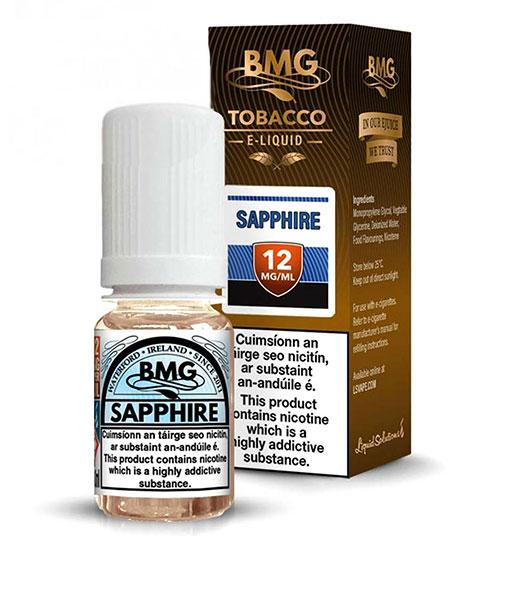 SAPPHIRE - 10ML ELIQUID BY BMG