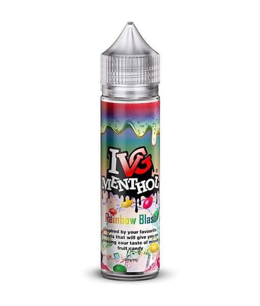 IVG Menthol Rainbow Blast 50ml