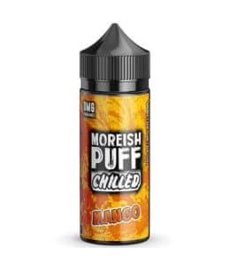moreish puff mango chilled 100ml