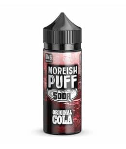 Moreish Puff Original Cola Soda 100ml