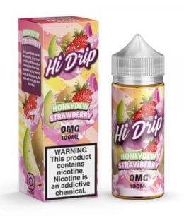hi drip honeydew strawberry 100ml