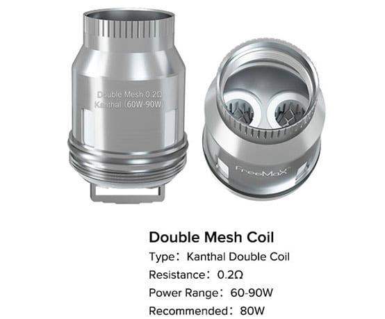 FREEMAX M PRO MESH COIL SERIES - Double Mesh