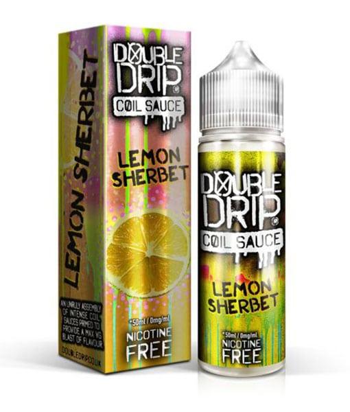 Lemon Sherbet by Double Drip