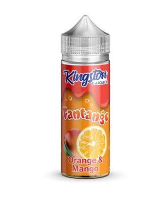 Kingston - Orange & Mango Ice 100ml